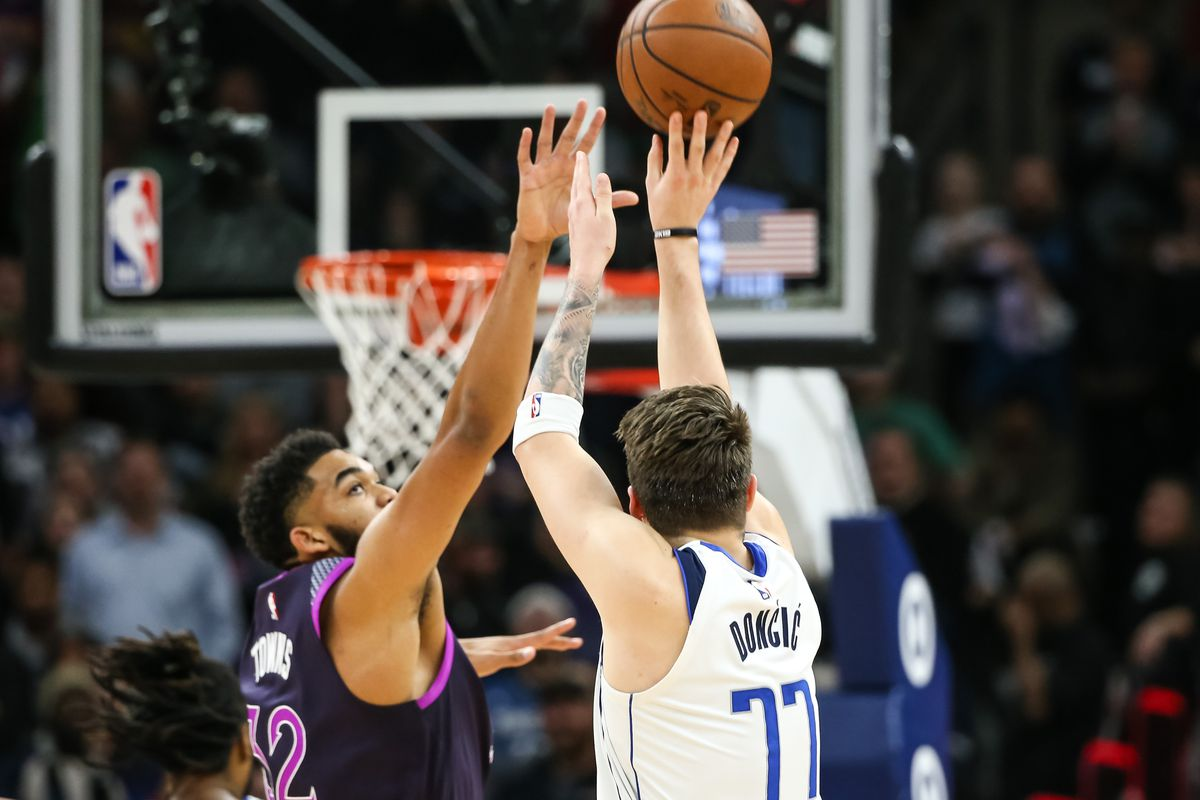 3 Observations From The Mavericks Wild 119 115 Win Against The
