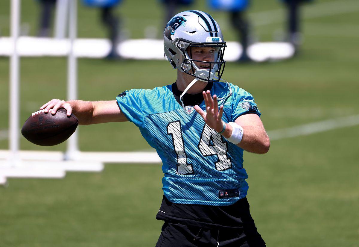 Carolina Panthers Mandatory Minicamp