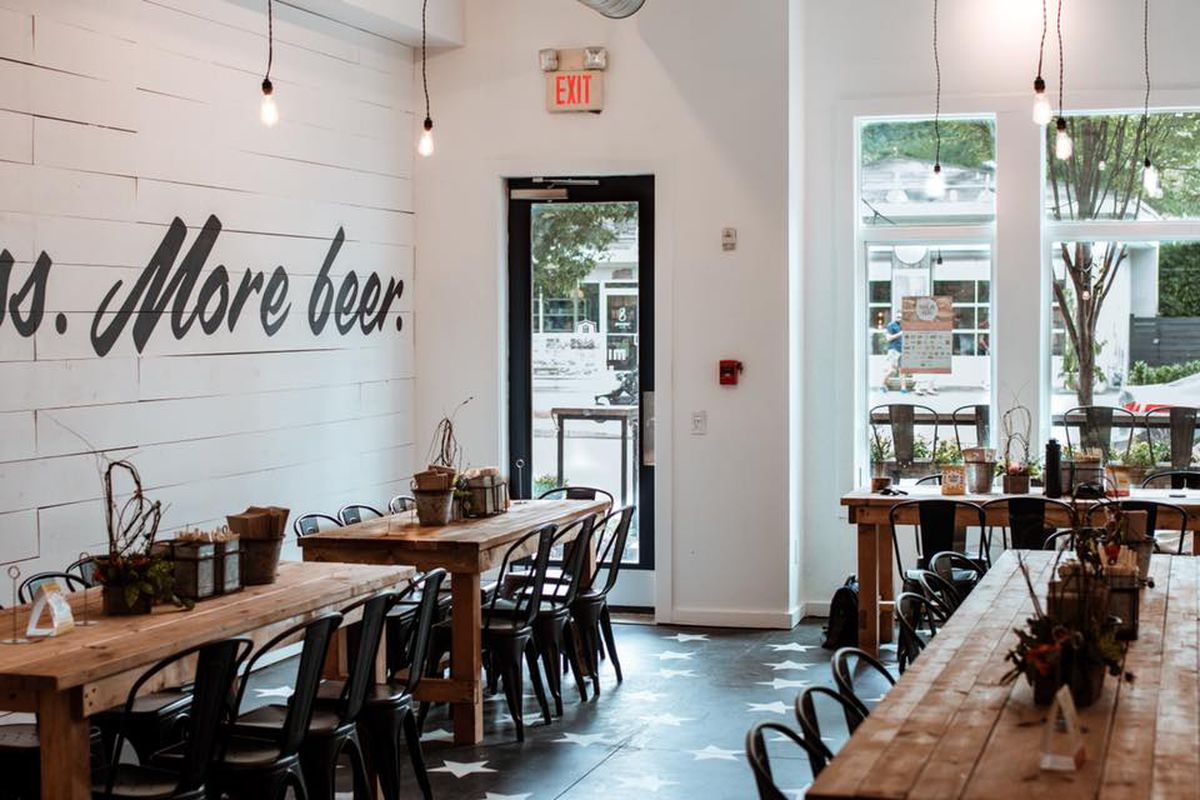 Mill Creek Brewing's New Taproom Has Pig Ears On the Menu - Eater