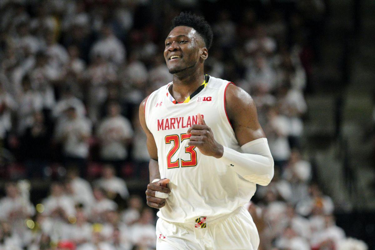 Maryland basketball Bruno Fernando