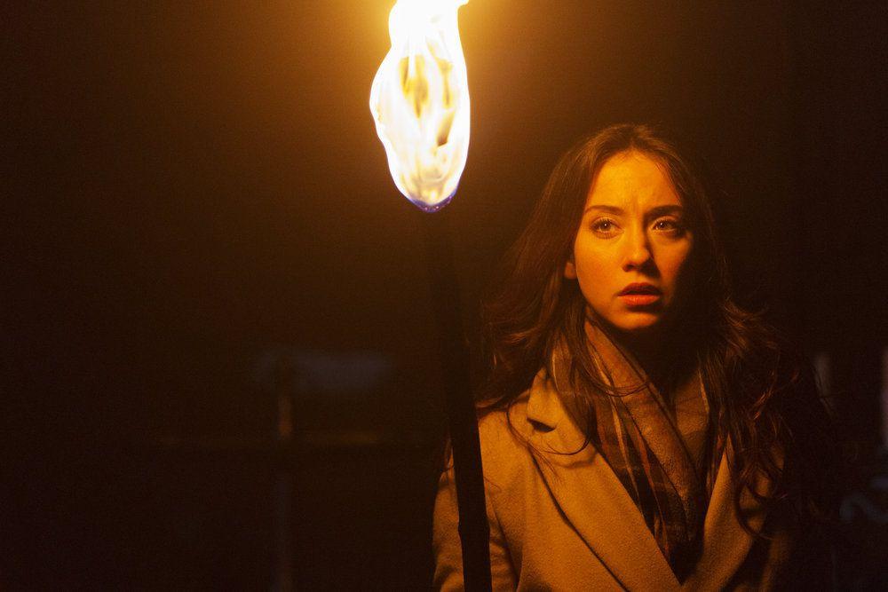 The Magicians episode 113 - Julia 1000