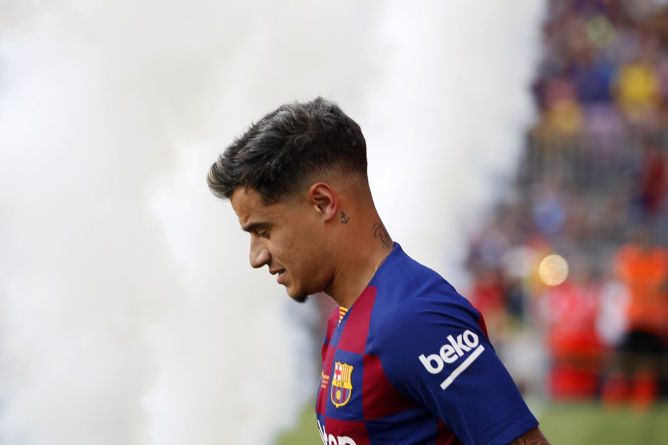 Report: Barcelona ready to loan Philippe Coutinho to Bayern Munich (Update: Falk gives his take)