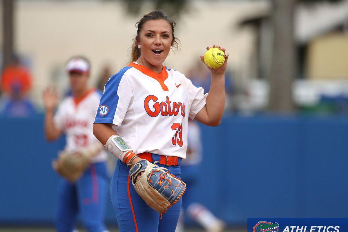 Florida softball advances to NCAA Tournament Super ...