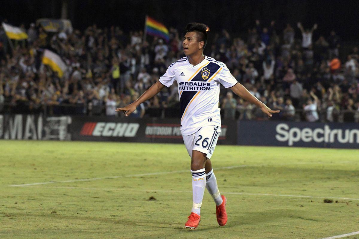 MLS: U.S. Open Cup-Orange County FC vs LA Galaxy