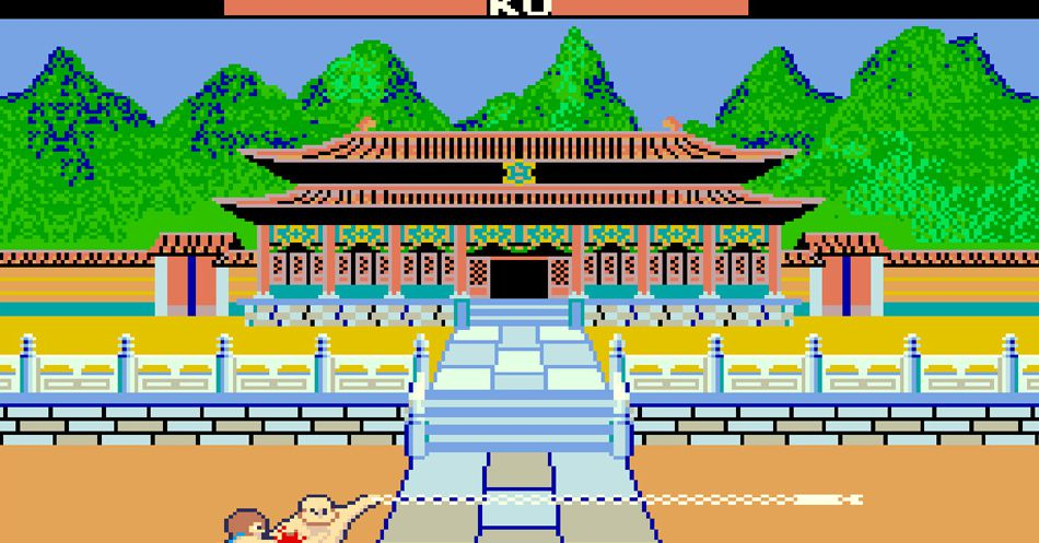 Yie Ar Kung Fu, one of the earliest fighting games, comes to Switch and PS4