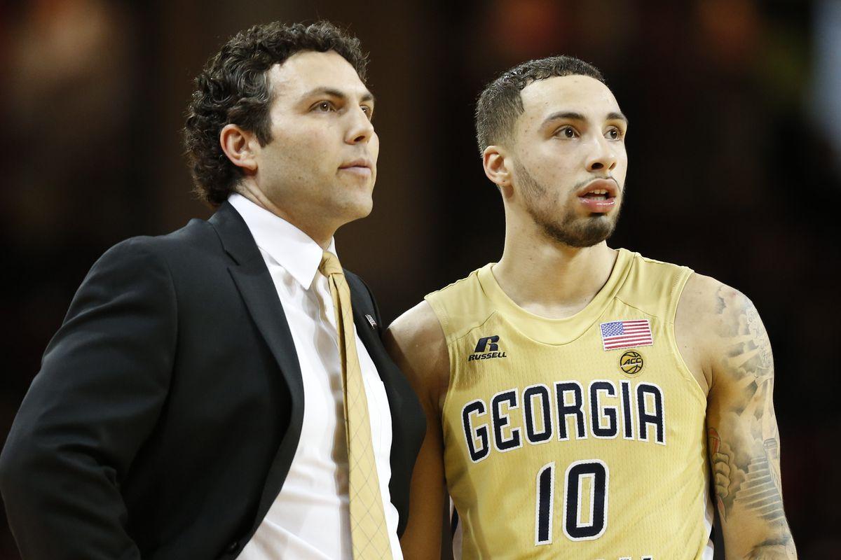 NCAA Basketball: Georgia Tech at Boston College