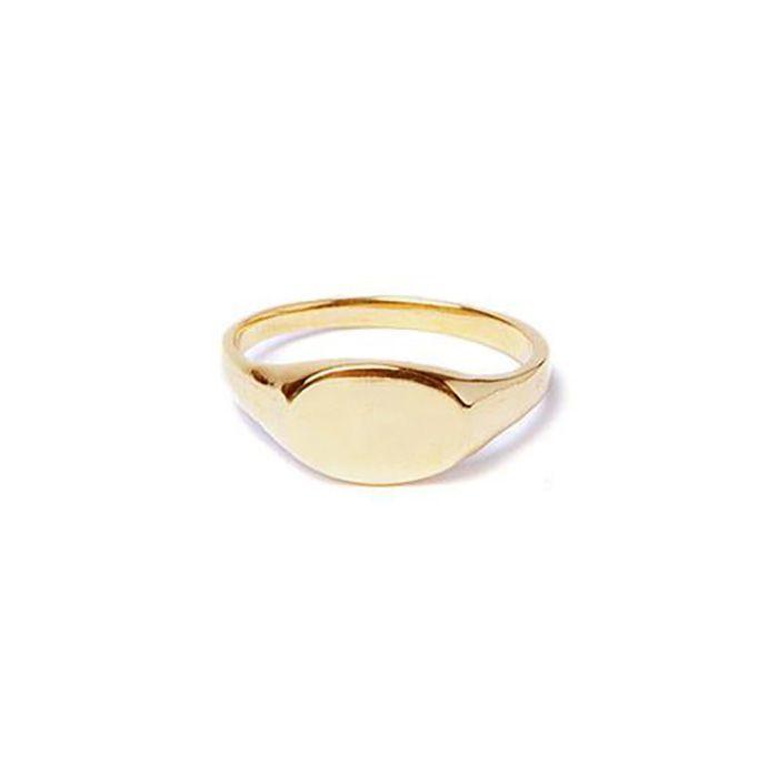 In God We Trust Signet Ring
