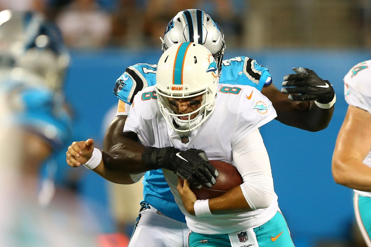 The Splash Zone 8/18/18: Dolphins Lose To Panthers 27 - 20 - The ...