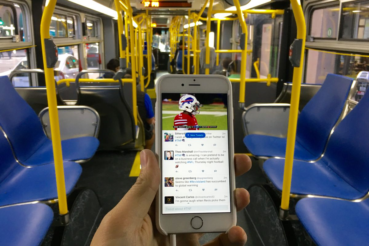 4ae53c87 More than two million people watched Twitter's NFL stream on ...