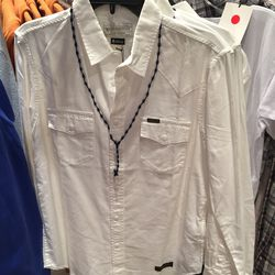 NBHD shirt, $77 (was $388)
