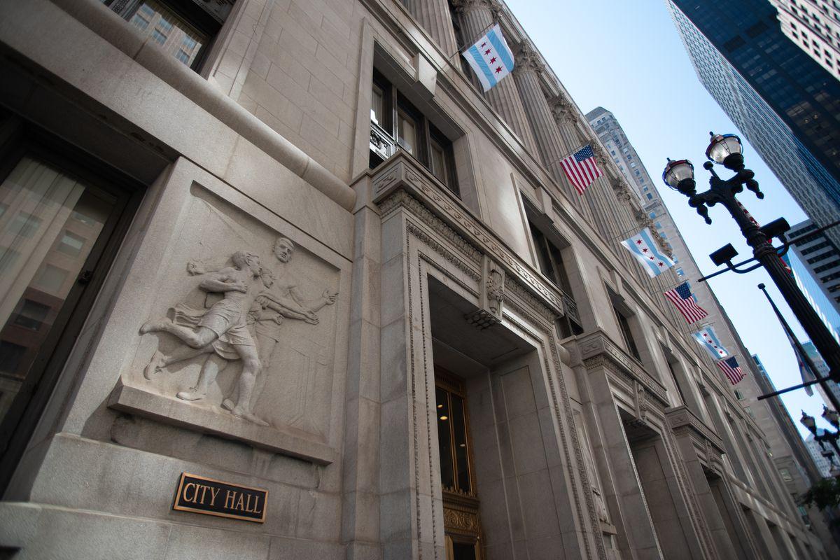 Chicago City Hall, 121 N. LaSalle St.