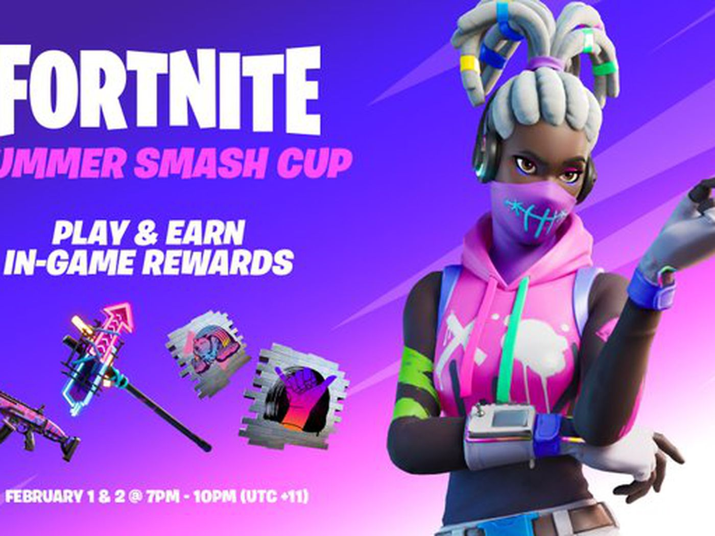 Fortnite Players Can Compete For The First Tournament Exclusive Skin This Weekend The Verge