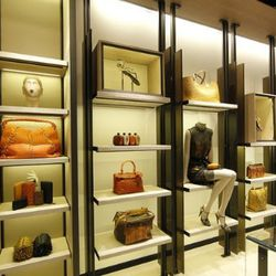 "Bottega Veneta <a href=""http://ny.racked.com/archives/2011/11/07/bottega_veneta_opens_a_womensonly_store_on_madison.php"" rel=""nofollow"">just debuted</a> a women's store at Madison and 71st. Image via <a href=""http://www.wwd.com/retail-news/designer-luxury"