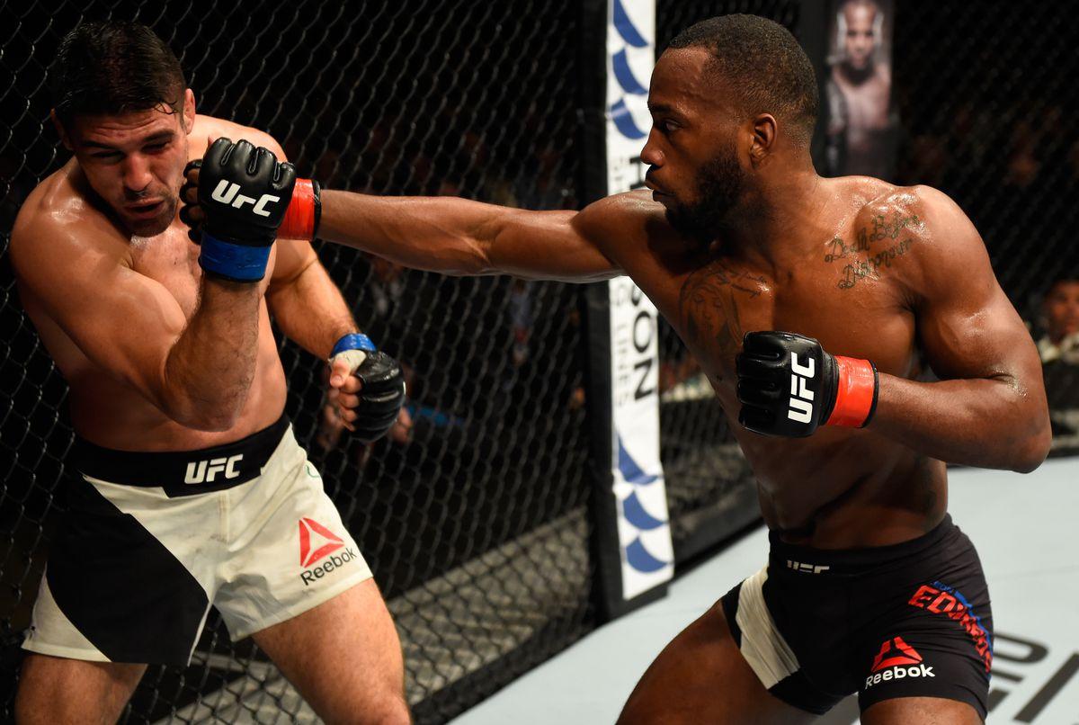 UFC Fight Night: Edwards v Luque