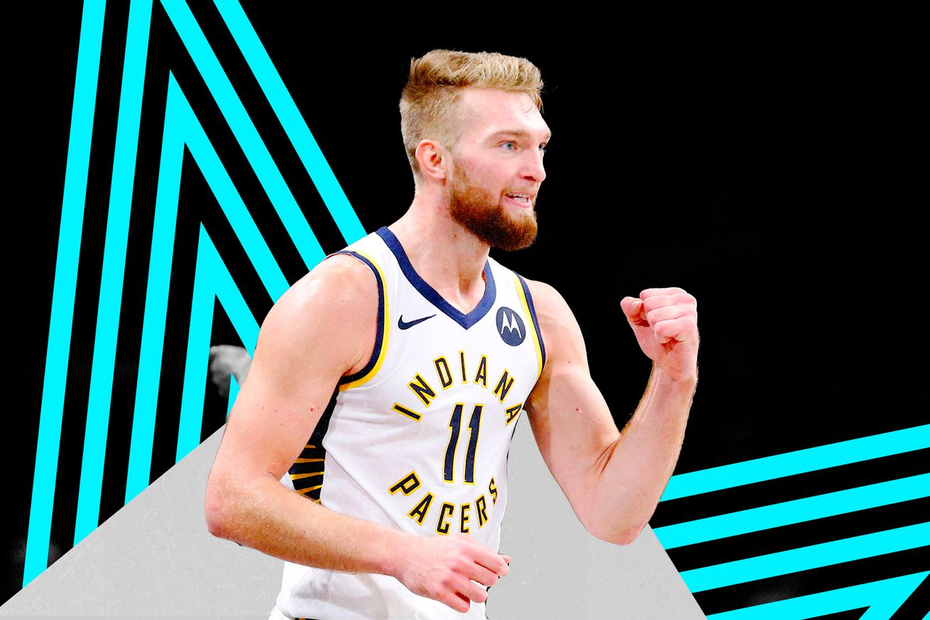 pacers.0 - How Domantas Sabonis dominates while standing still