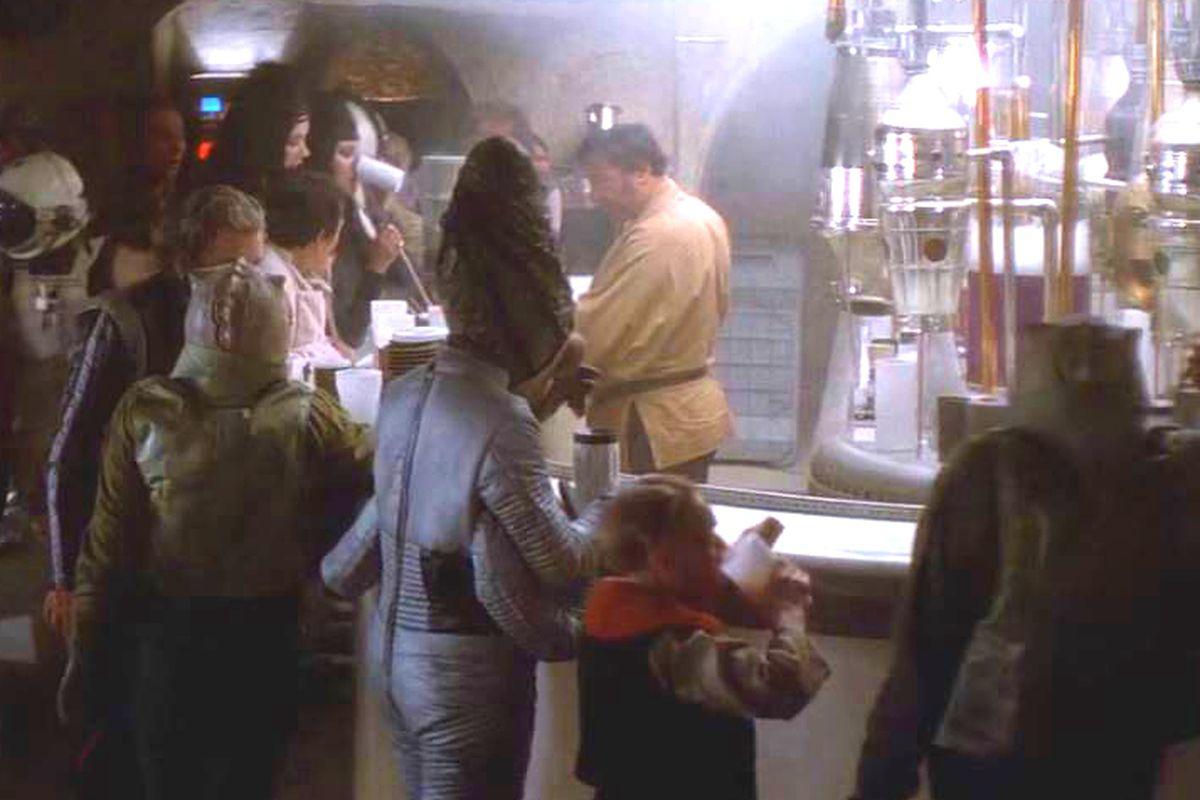 Star Wars Cantina Screenshot