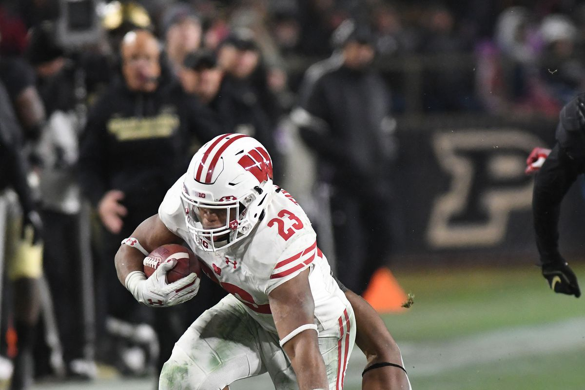 Purdue At Wisconsin Preview Hammer And Rails
