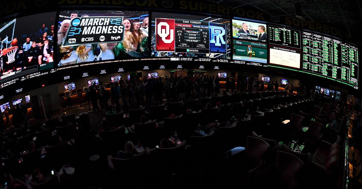 Origins of sports betting betting sites new jersey