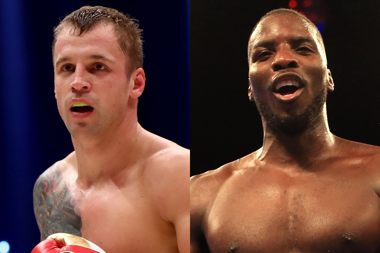 <label itemprop='headline'><a href='https://www.mvpboxing.com/news/boxing/1634490604/Briedis-calls-out-Okolie-for-cruiserweight?ref=headlines' itemprop='url' class='headline_anchor news_link'>Briedis calls out Okolie for cruiserweight unification fight</a></label><br />Mairis Briedis and Lawrence Okolie may be headed for unification   Martin Rose/Bongarts/Getty Imag