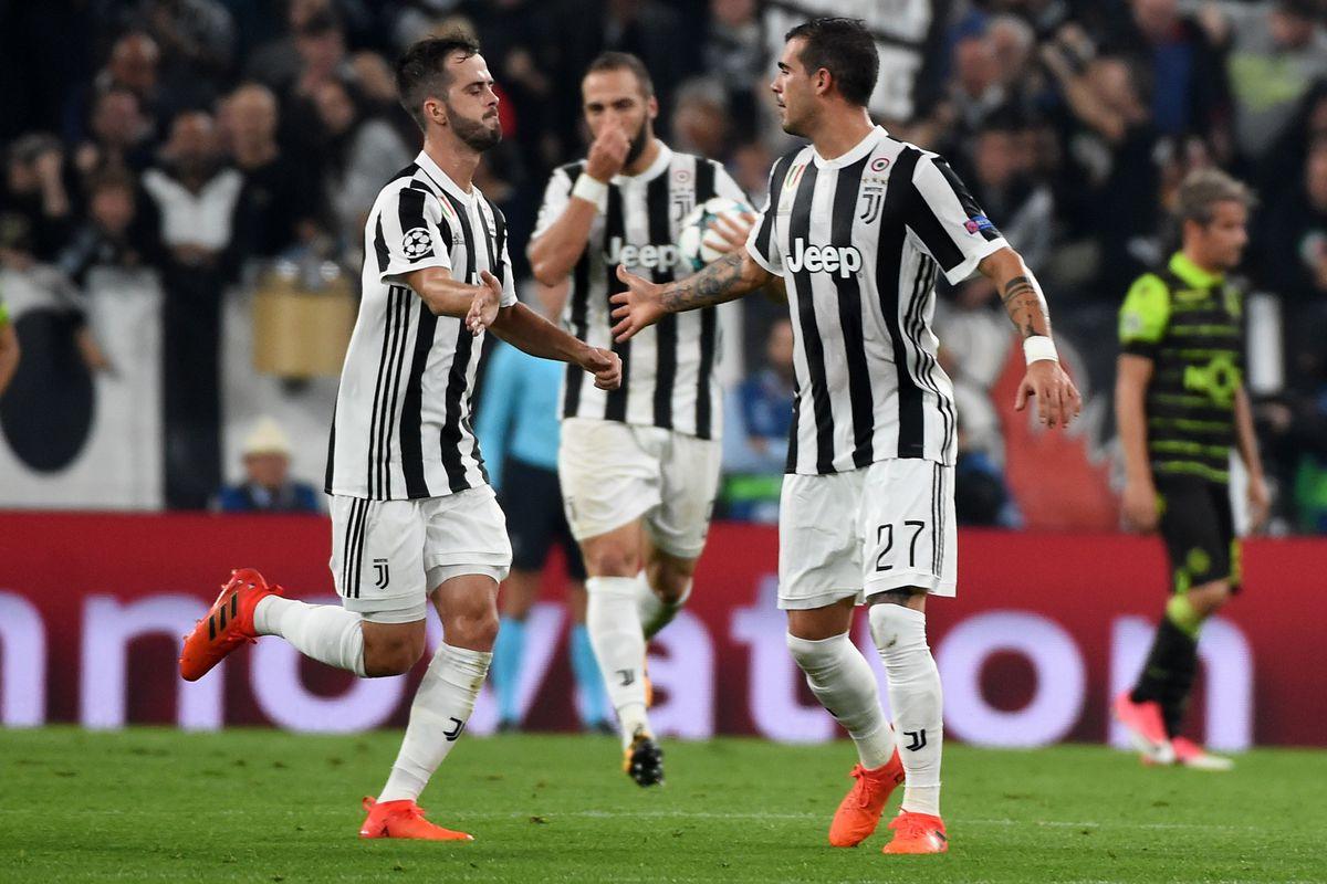 Juventus v Sporting CP - UEFA Champions League