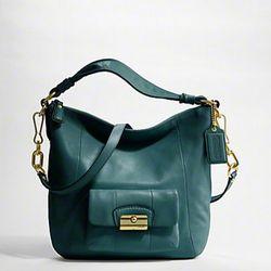 Kristin Leather Hobo ($298)