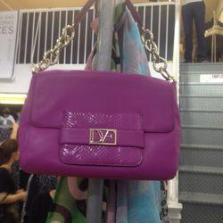 chain-strap bag, $175