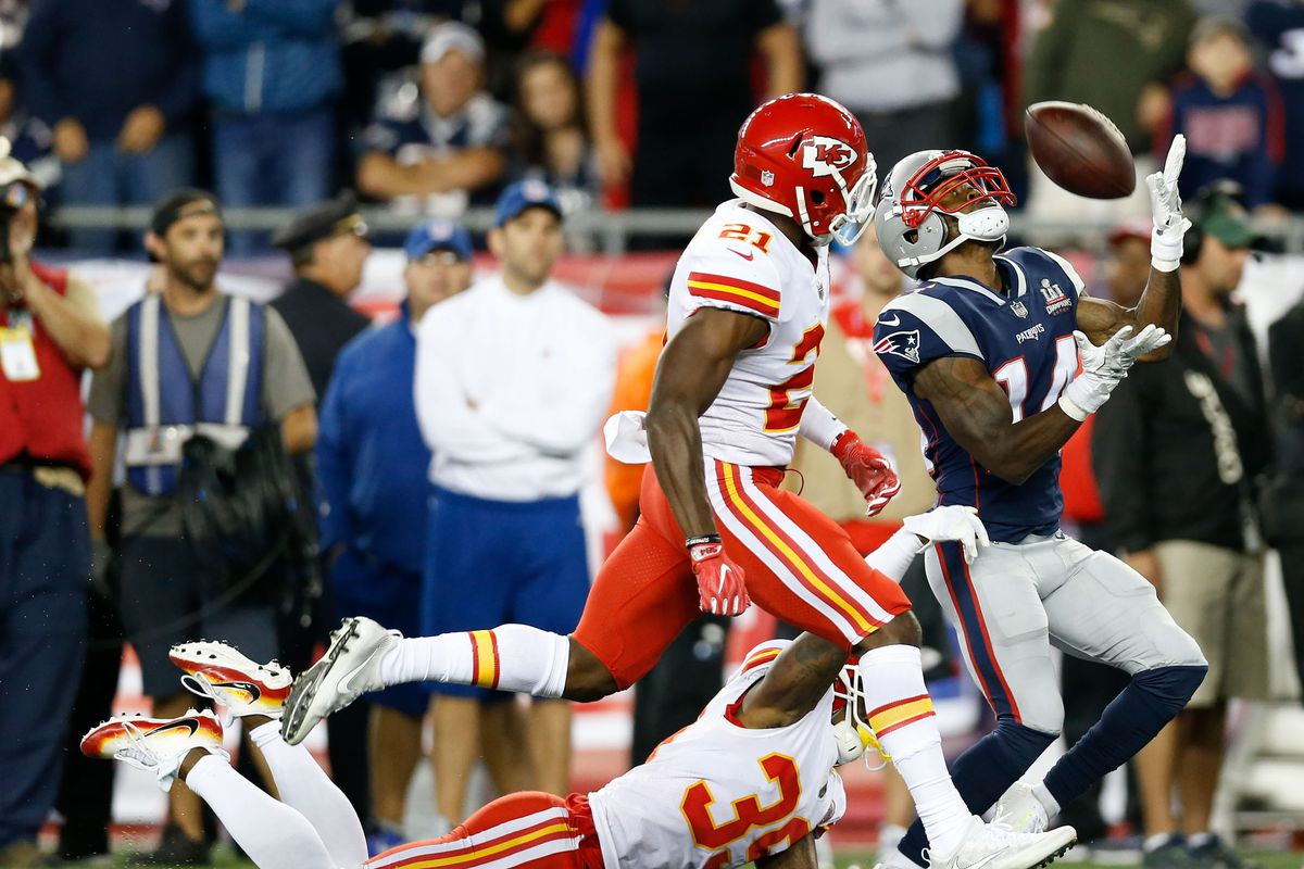 An in depth look at Brandin Cooks Patriots debut Pats Pulpit