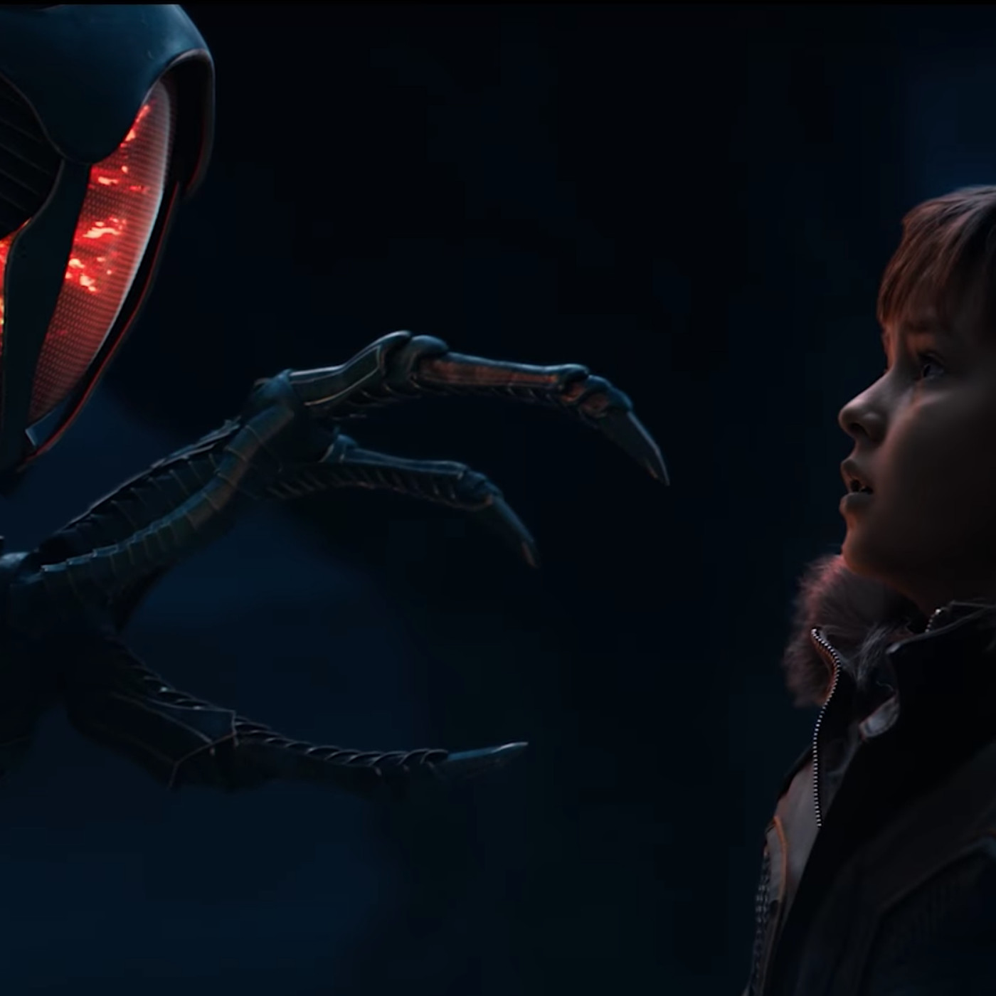 Lost In Space Is Coming Back For A Second Season On Netflix The