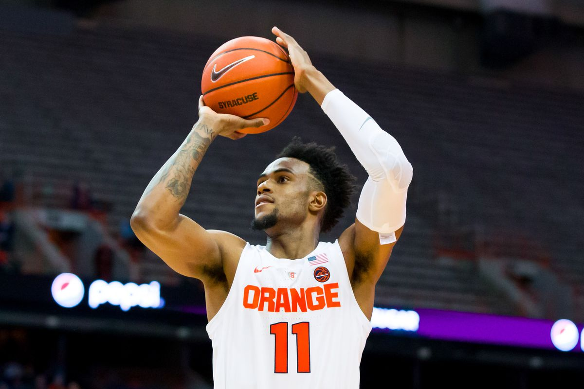Recapping The Syracuse Basketball Season At The Midpoint Troy