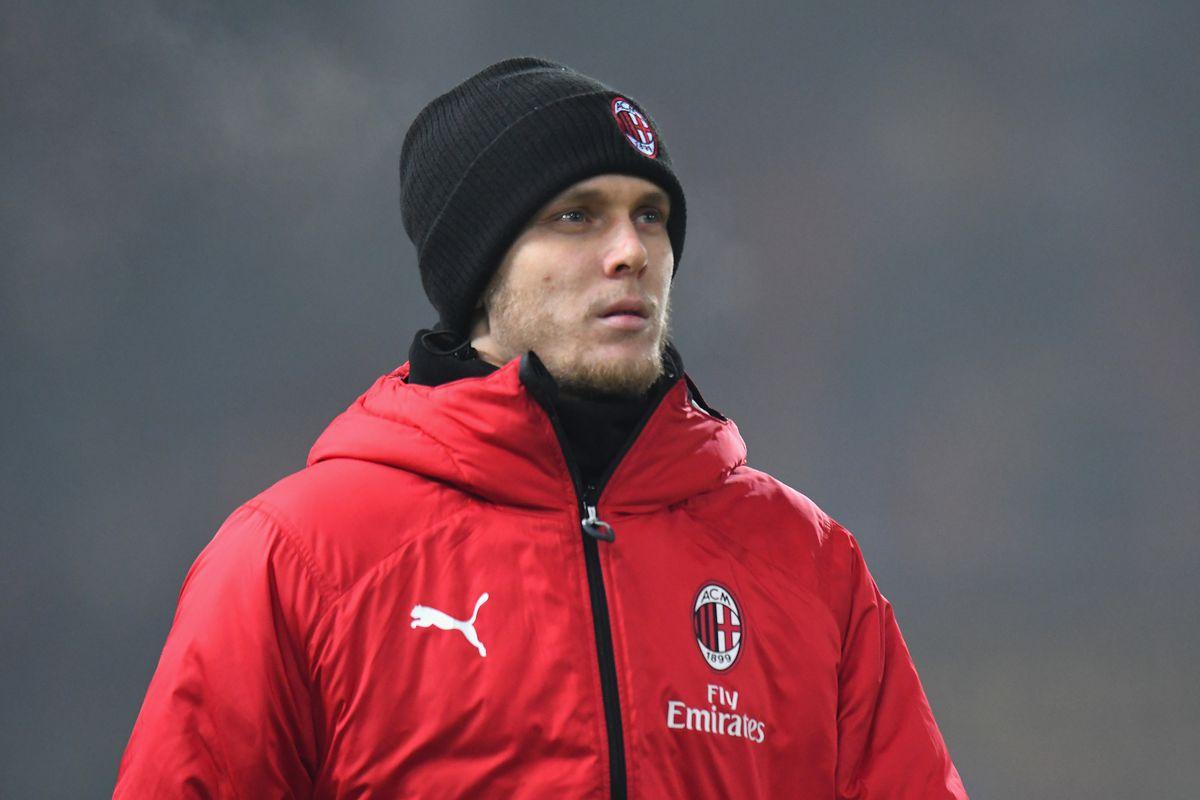 Official: AC Milan Mutually Terminate Contract Of Alen Halilovic ...