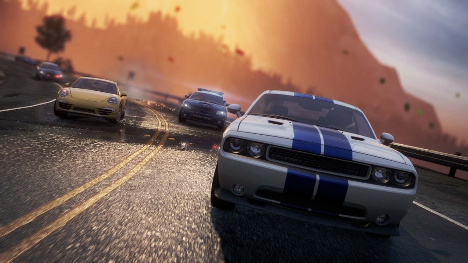 Need For Speed Most Wanted Is Free On Origin Polygon