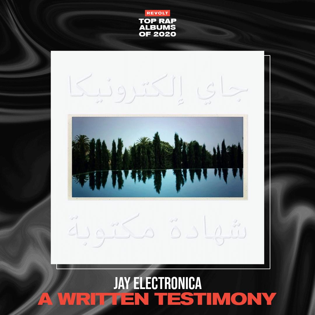 Jay Electronica — A Written Testimony