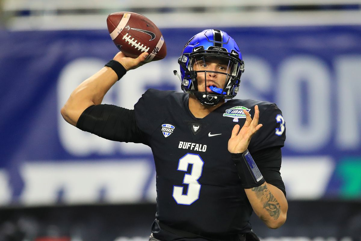 b9383bb2 NFL Draft 2019 Buffalo Bulls Tyree Jackson Picked up as an UDFA by ...