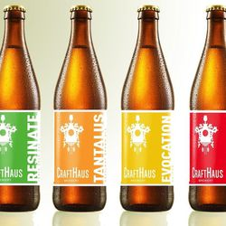 The CraftHaus lineup