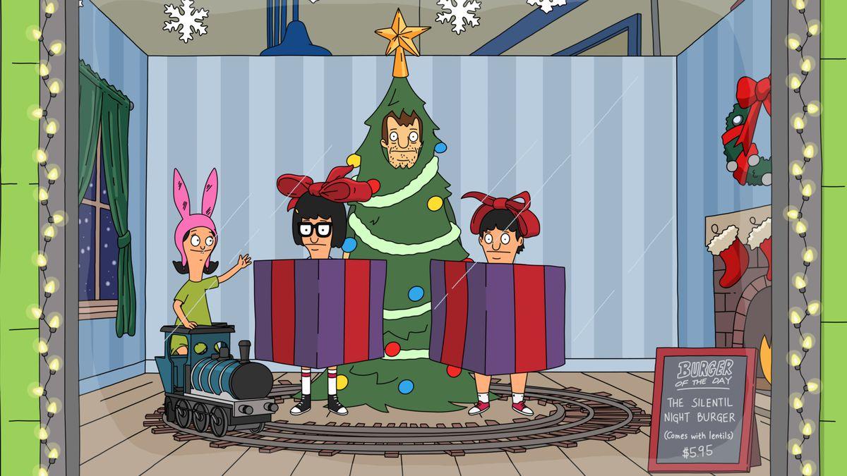 bob's burgers christmas