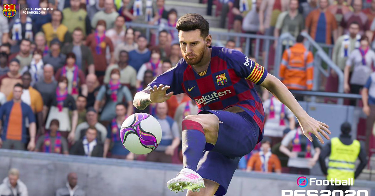 Pro Evolution Soccer is back, with a slight name change, this fall
