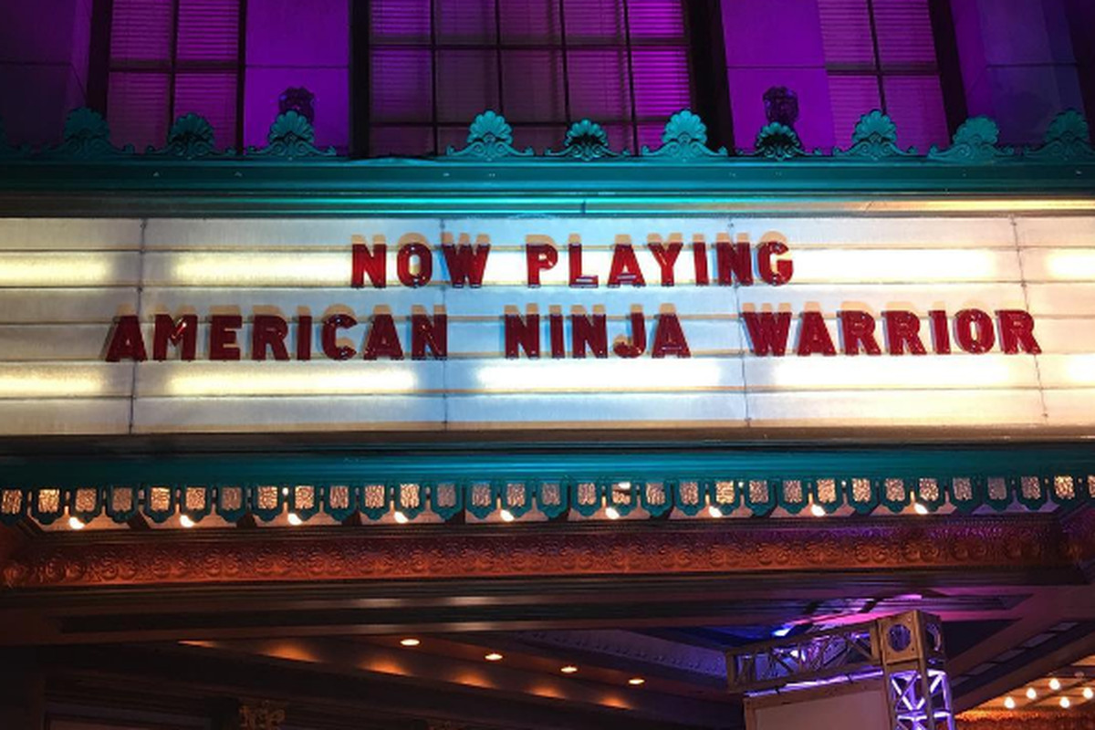 american ninja warrior schedule 2017: filming dates and locations
