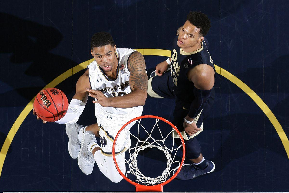 NCAA Basketball: Pittsburgh at Notre Dame