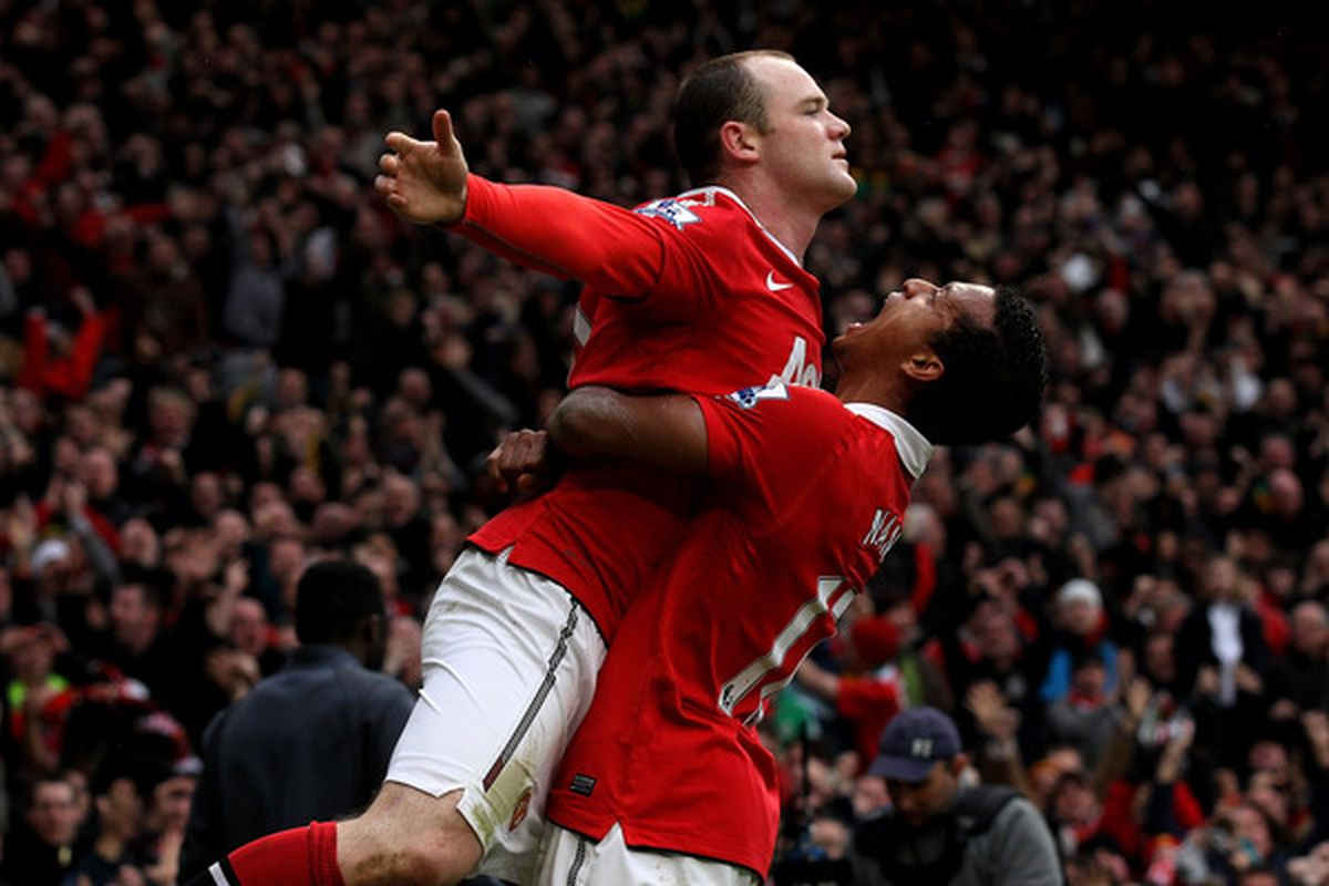 Wayne Rooney and Nani have both been shortlisted for the 2011 FIFA Ballon d'Or
