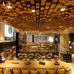 Here S A Look At Starbucks Amsterdam Concept Shop Eater