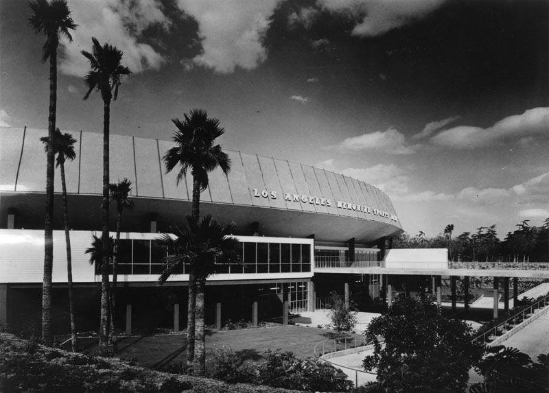 Los Angeles Memorial Sports Arena