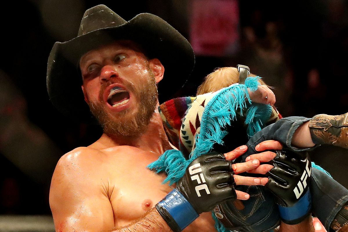 MMA: UFC Fight Night-Ottawa-Iaquinta vs Cerrone