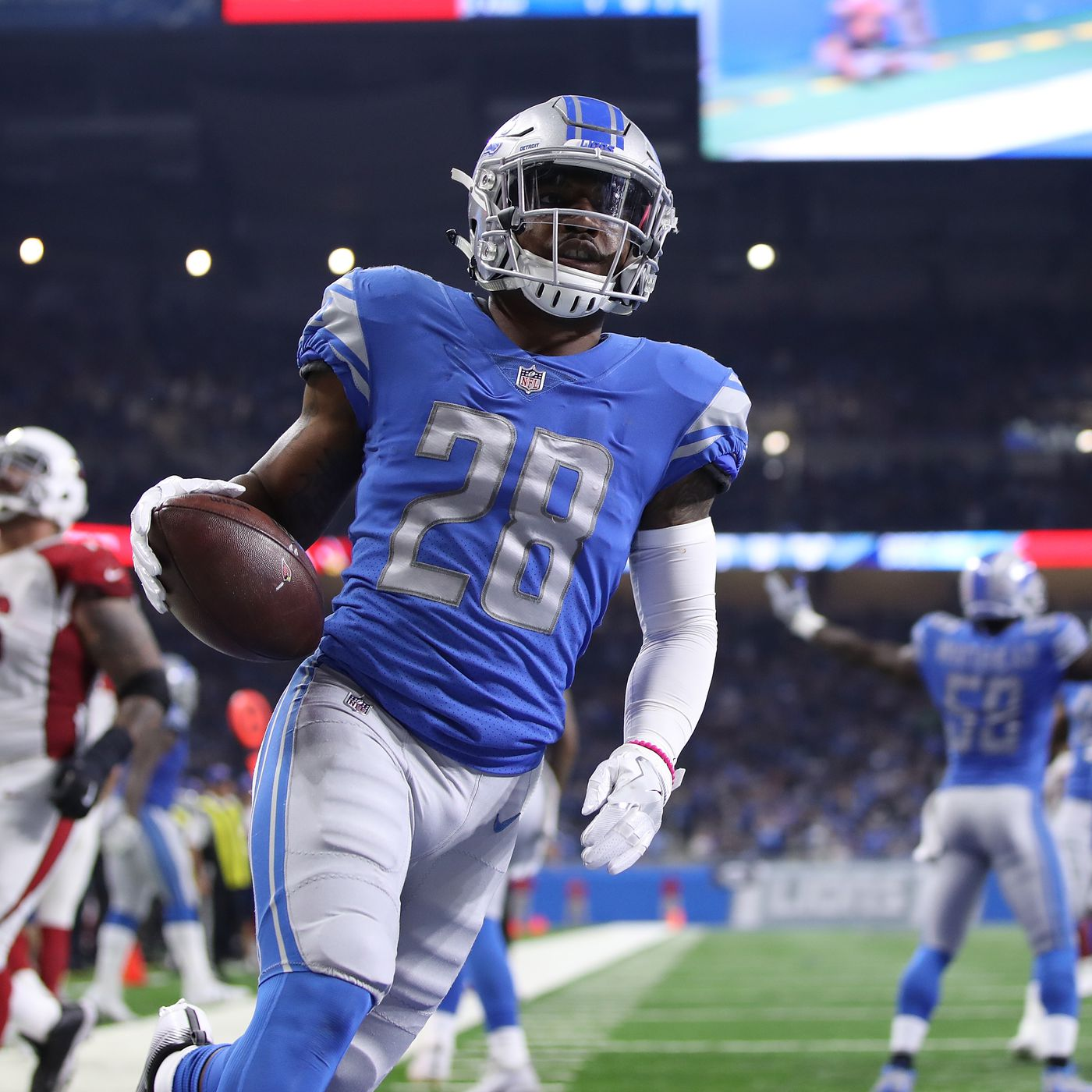 Top Detroit Lions Players of 2018: 20 11 Pride Of Detroit  free shipping