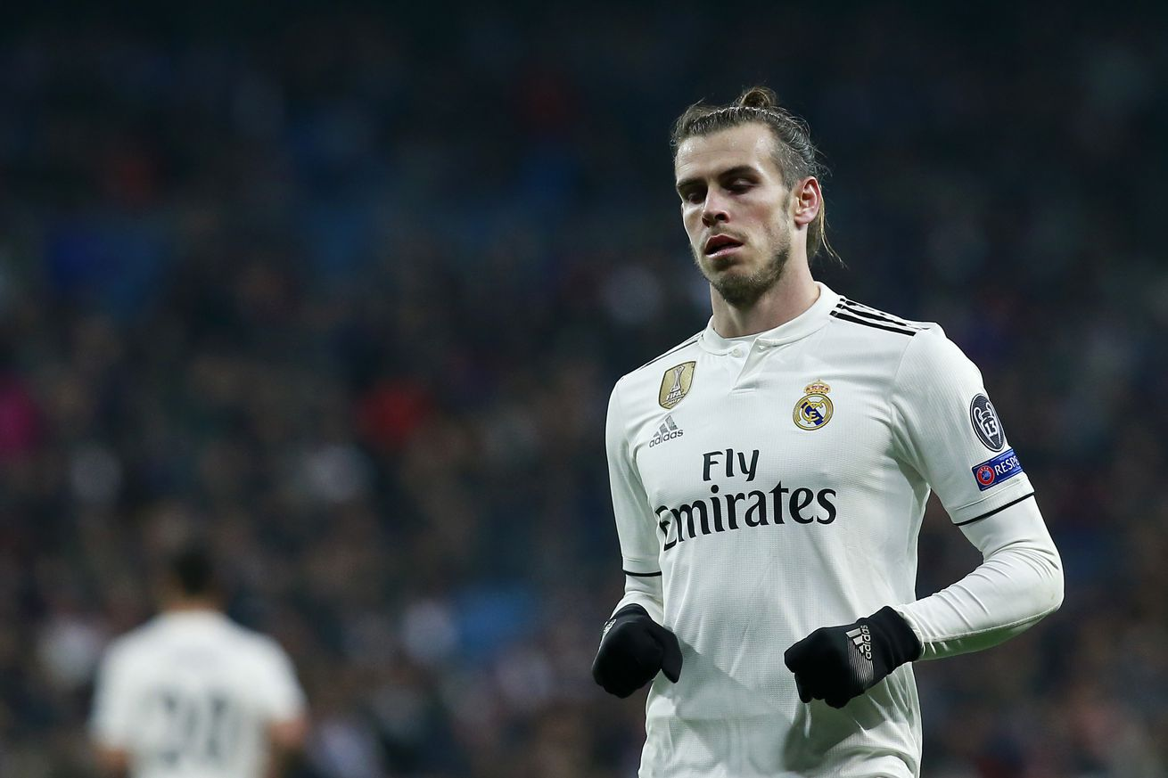 Bale not training with the squad, might be forced to miss match against Rayo Vallecano