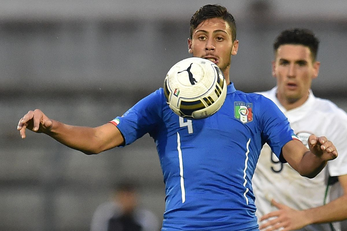 Italy v Republic of Ireland - 2017 UEFA European U21 Championships Qualifier