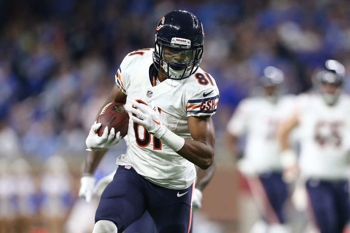 Bears WR Cameron Meredith injures thumb ligament