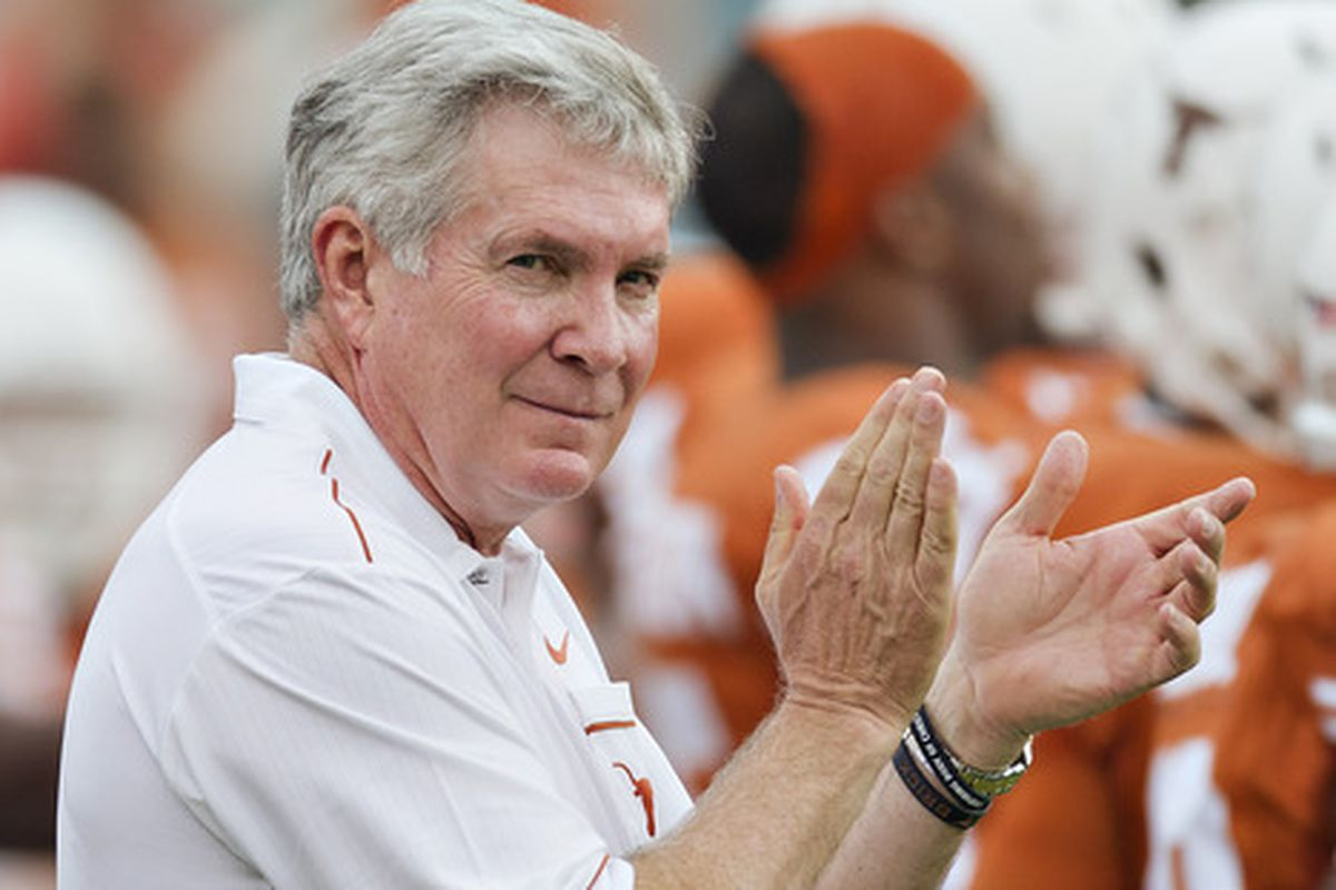 Mack Brown has fired the latest recruiting salvo.