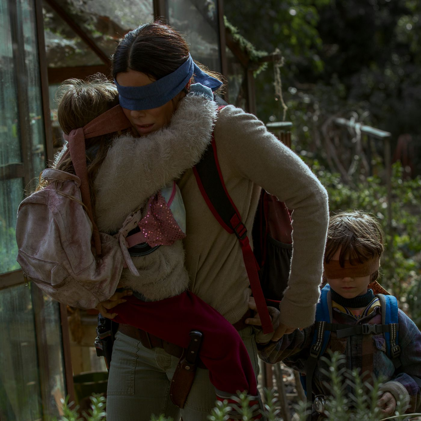 Bird Box review: Sandra Bullock can't save Netflix's
