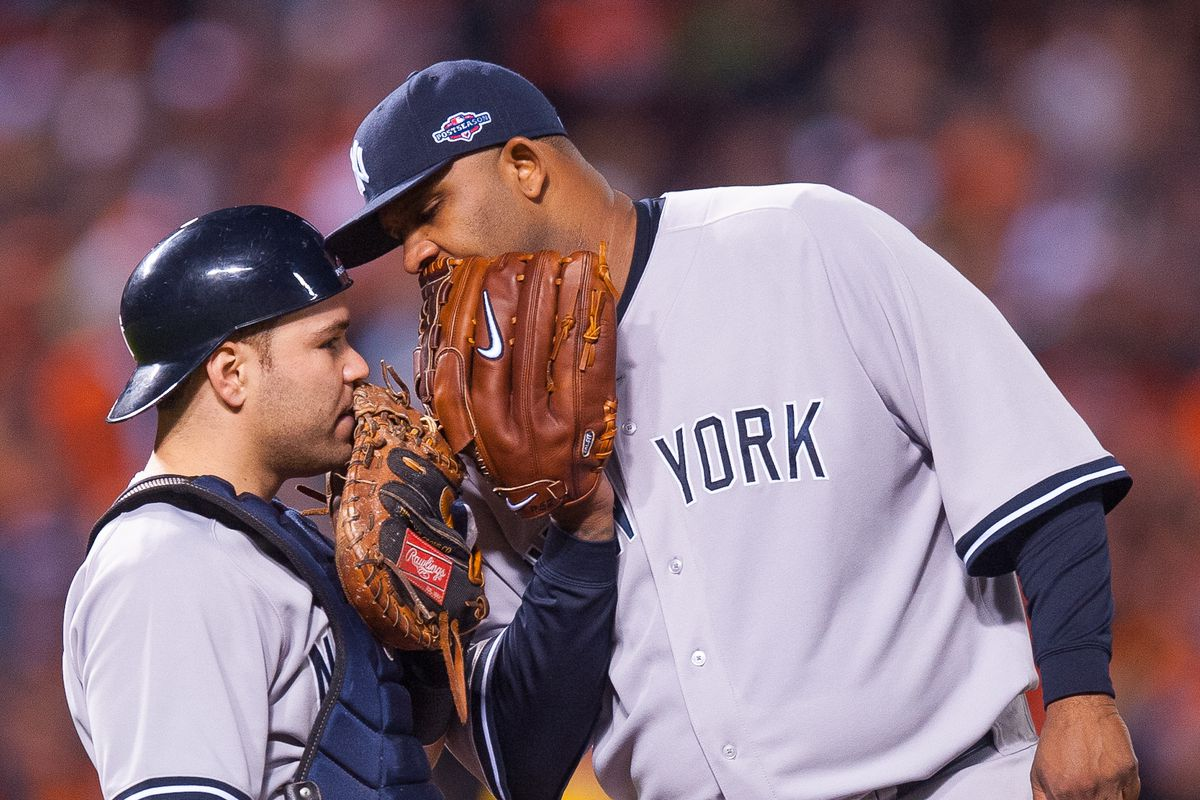 American League Division Series Game 1 - New York Yankees v. Baltimore Orioles