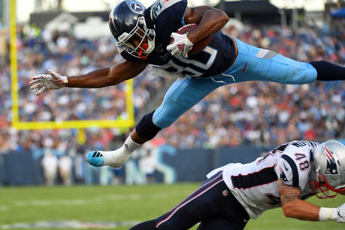 8674396f Winners and Losers from Patriots 22, Titans 17 - Music City Miracles